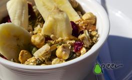 banaan en noten - Peer Voeding Leiderdorp - Trainingen, Voedingadvies en Coaching